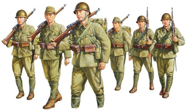 Military Uniforms Through The Years Wwii Military Uniforms Army Infantry Wwii Uniforms