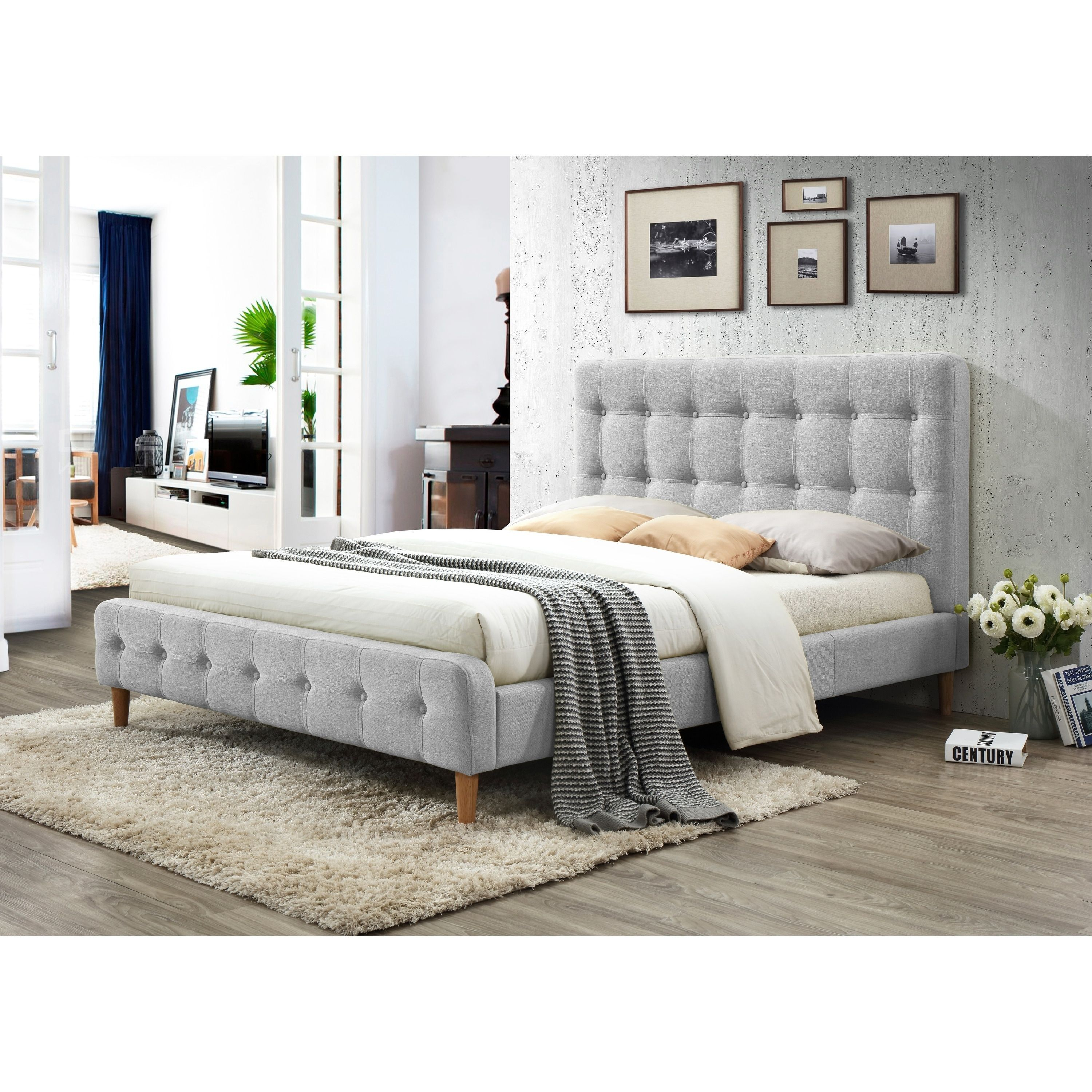 30 Amazing Overstock Queen Bed Frame Which Popular This Year