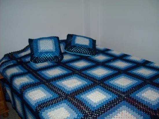 Colchas tejidas a crochet buscar con google crochet - Colchas a ganchillo muestras ...