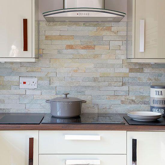 Kitchens Kitchen Tile Inspirations Slate Kitchen Kitchen Remodel White Kitchen Wall Tiles