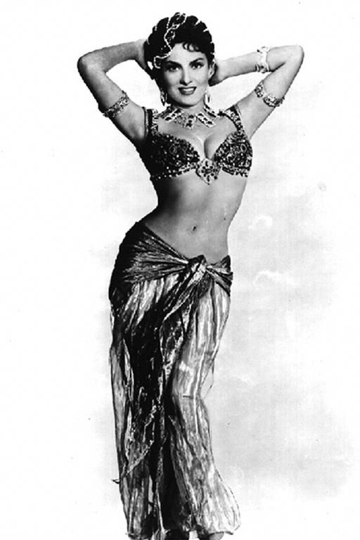 Pin on DIVAS of the GOLDEN AGE of BELLY DANCE
