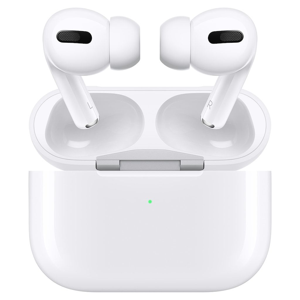 Apple Airpods Pro With Wireless Case Airpods Pro Wireless Headphones Noise Cancelling
