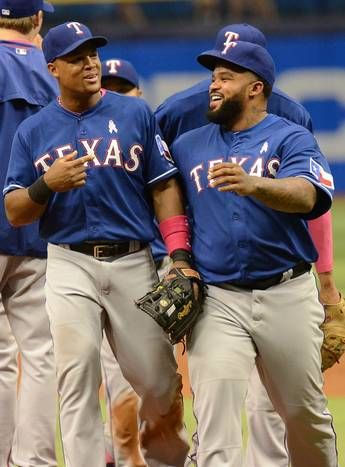 Photos Rays Manager Throws Tantrum At Home Plate Rangers Rodriguez Dominates Tampa Bay In 2 1 Win Texas Rangers Baseball Texas Rangers Tx Rangers