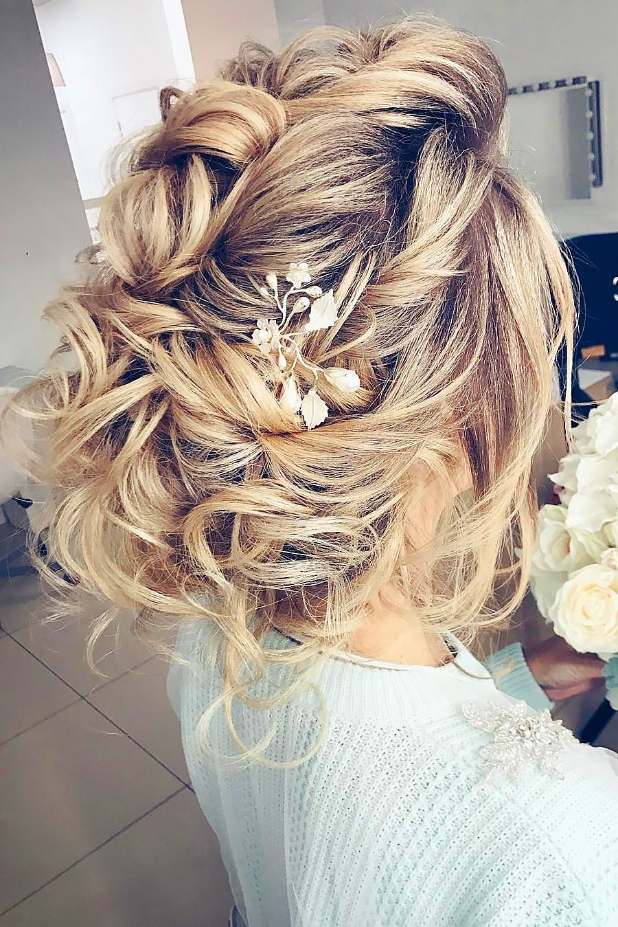 36 Chic And Easy Wedding Guest Hairstyles   HairDos/Haircuts ...