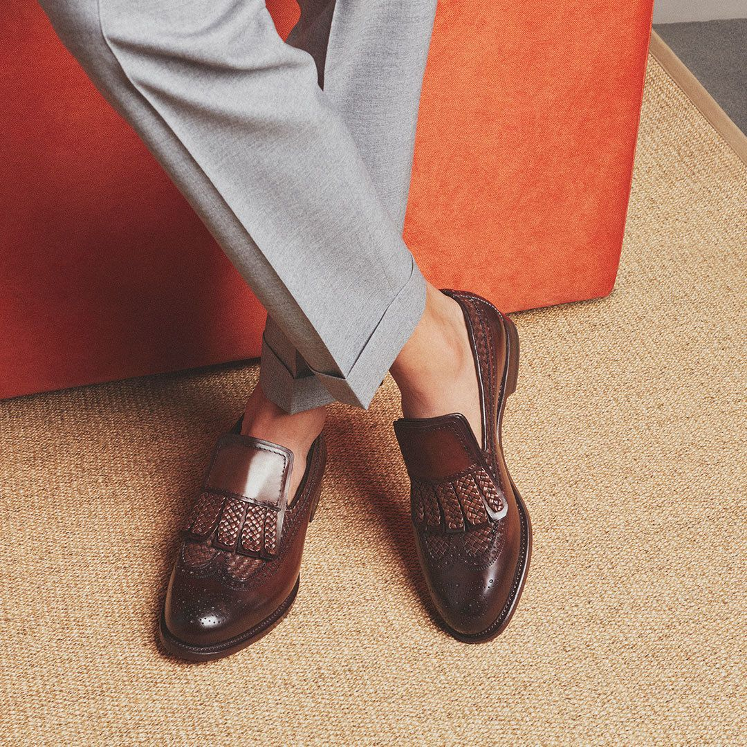 """41ab117f5d8 Santoni ( santoniofficial) on Instagram  """"Ready to upgrade those loafers   The"""