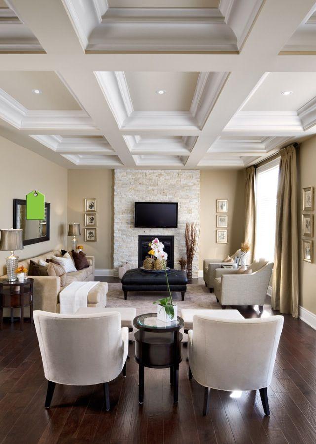 Design Narrow Living Room: Living Room Design Modern, Traditional