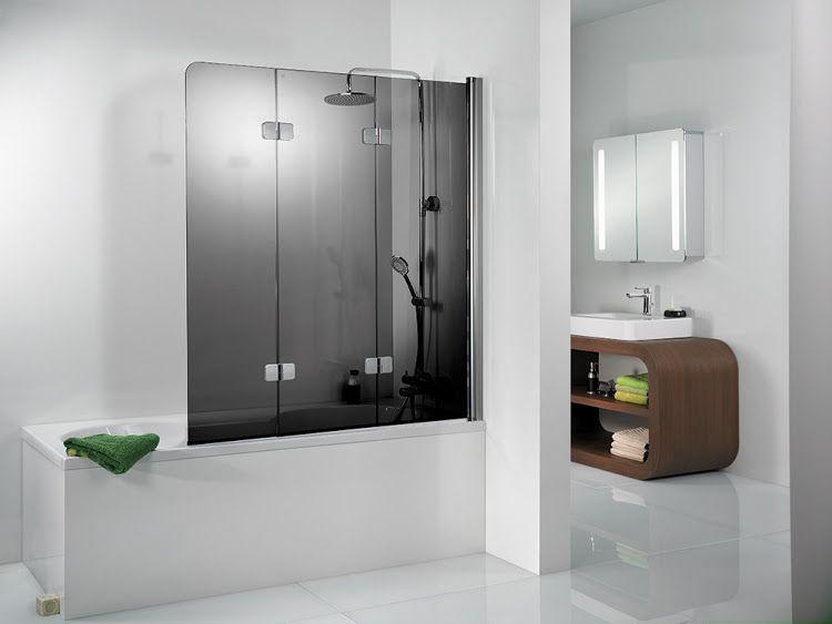 Badklapwand 3 Delig.Hsk Premium Softcube 3 Delige Badwand Badkamer Wanden Tegels