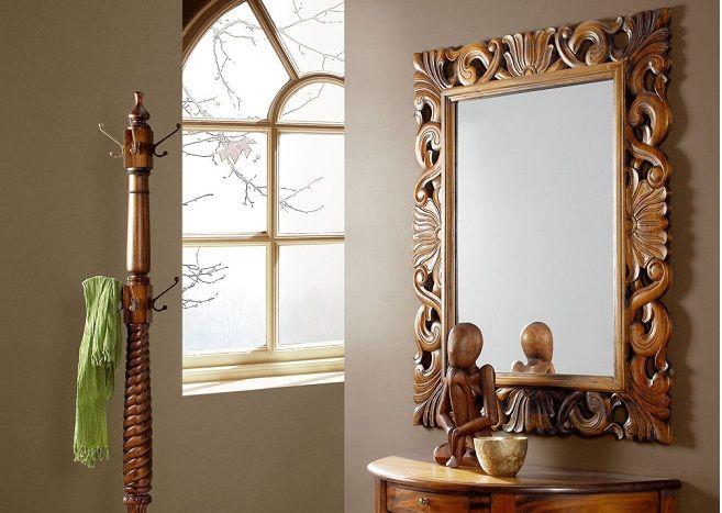 un espejo en el bao y otro en el dormitorio para realizar la rutina diaria de higiene y belleza los espejos han pasado de ser un elemento utilitario para