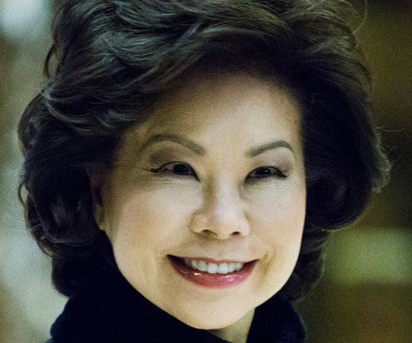 Trump Picks Bush 43 Official Elaine Chao as Transportation ...