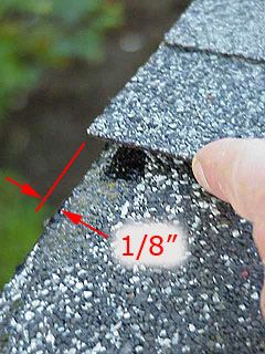 Installing Asphalt Roof Shingles On A Small House With Images Roof Repair Diy Diy Roofing Asphalt Roof