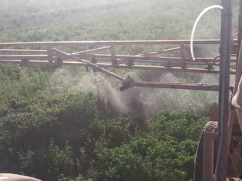 AGROKOSLAY CAMPOS Y SERVICIOS: ASEGURAR LA APLICACION DE AGROQUIMICOS