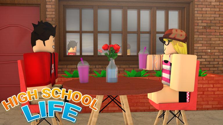 (New!) High School Life ROBLOX High school life