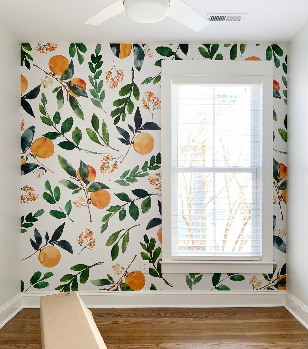 How To Install A Removable Wallpaper Mural images