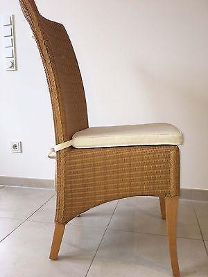 Stühle Rattan Lloyd Loom 6 Original qzVSMpU