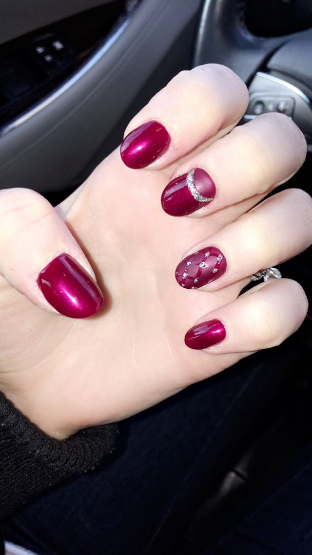 New Years nails 2017   Nails   Pinterest