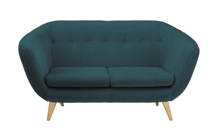 smart sofa 2 sitzer ricarda gefunden bei m bel h ffner. Black Bedroom Furniture Sets. Home Design Ideas