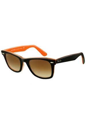 Rayban Wayfarer Noir Orange Lunettes Black Wayfarer Sunglasses Ray Ban Sunglasses Wayfarer Ray Ban Sunglasses Outlet