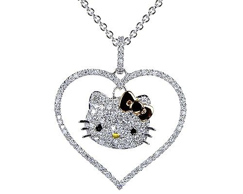 Hello kitty necklace 275 at amazon free shipping hello kitty hello kitty necklace 243 at amazon free shipping mozeypictures Image collections