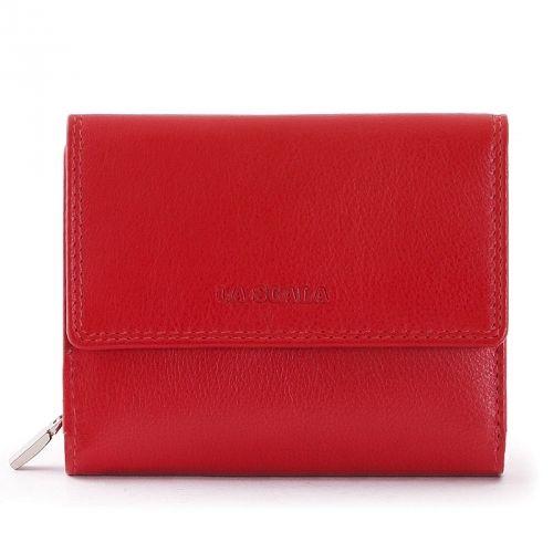 La Scala női pénztárca piros DN10090 title   6170bf7a3e