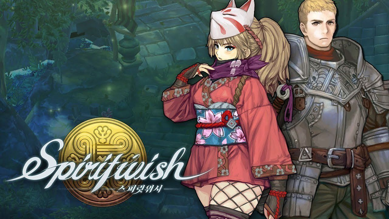 Spiritwish APK is a Massively Multiplayer Online Role