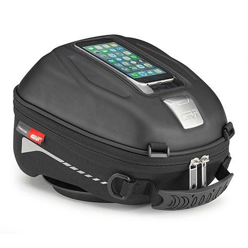 Scontato del -15% approfittane ora! Borsello Tanklock termoformato, nero, 4 litri - Linea Sport-T GIVI. Pagamenti sicuri, reso facile, garanzia 2 anni.