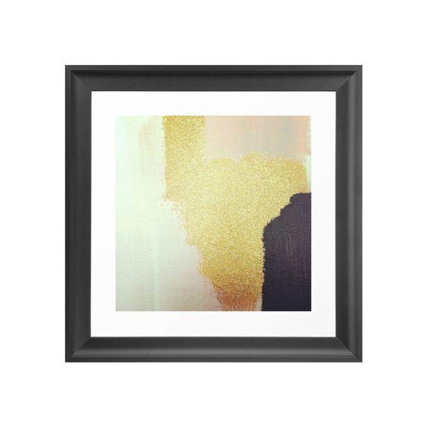 Glittering Gold Art Print   Walls   Pinterest   Walls