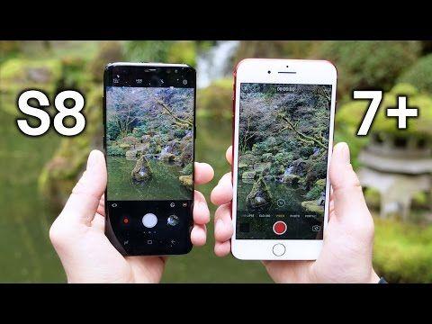 IPHONE 8 CAMERA VS SAMSUNG S8