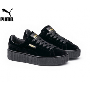 reputable site 14490 6435e Men's/Women's Fenty Puma by Rihanna Velvet Creepers Shoes ...