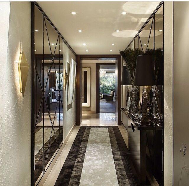 Luxury House Interior Design , Hallway Designs