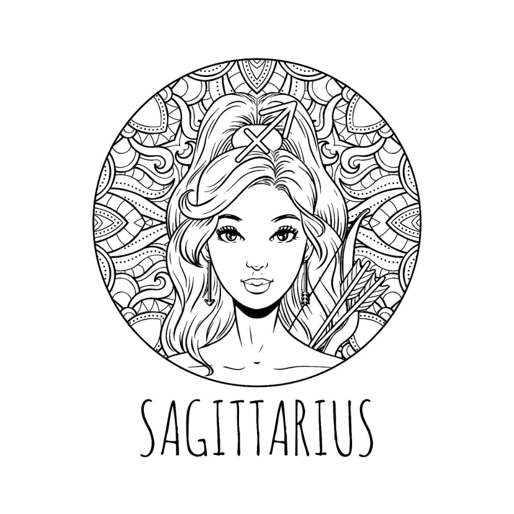 Zodiac Coloring Pages Printable Zodiac Signs Coloring Pages For Women Plus A Free 2020 Calendar Printables 30seconds Mom Zodiac Signs Colors Coloring Pages Coloring Pages Inspirational