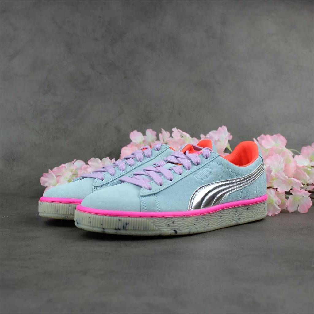 00cee431a79 PUMA Suede Candy Princess SW (Corydalis Blue) 366133-01 | Sunika Amsterdam  | Store & Webstore | Sneakers & Apparel | Worldwide Shipping