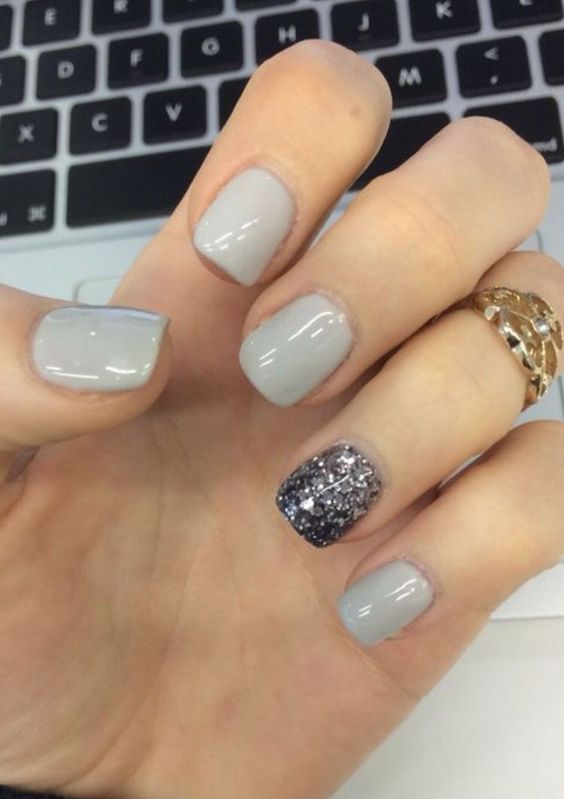 The Gel Polish Manicure Ideas Are So Perfect For Short Nails 2018 Hope They Can Inspire You And Read The Article To Get The G Toe Nails Gel Nails Pretty Nails