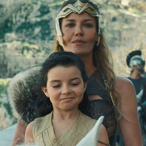 I Don T Think Wb Could Have Cast A More Adorable Girl For The Part Of Little Diana She Was Perfect Wonder Woman Quotes Wonder Woman Movie Wonder Woman Drawing