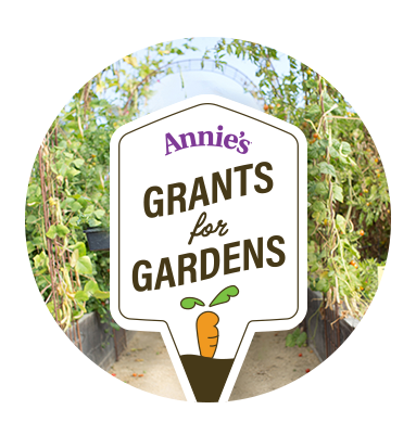 garden grants. Since 2008, Annie\u0027s Has Offered Over 270 Grants For Gardens Donations To Schools And Other Garden G