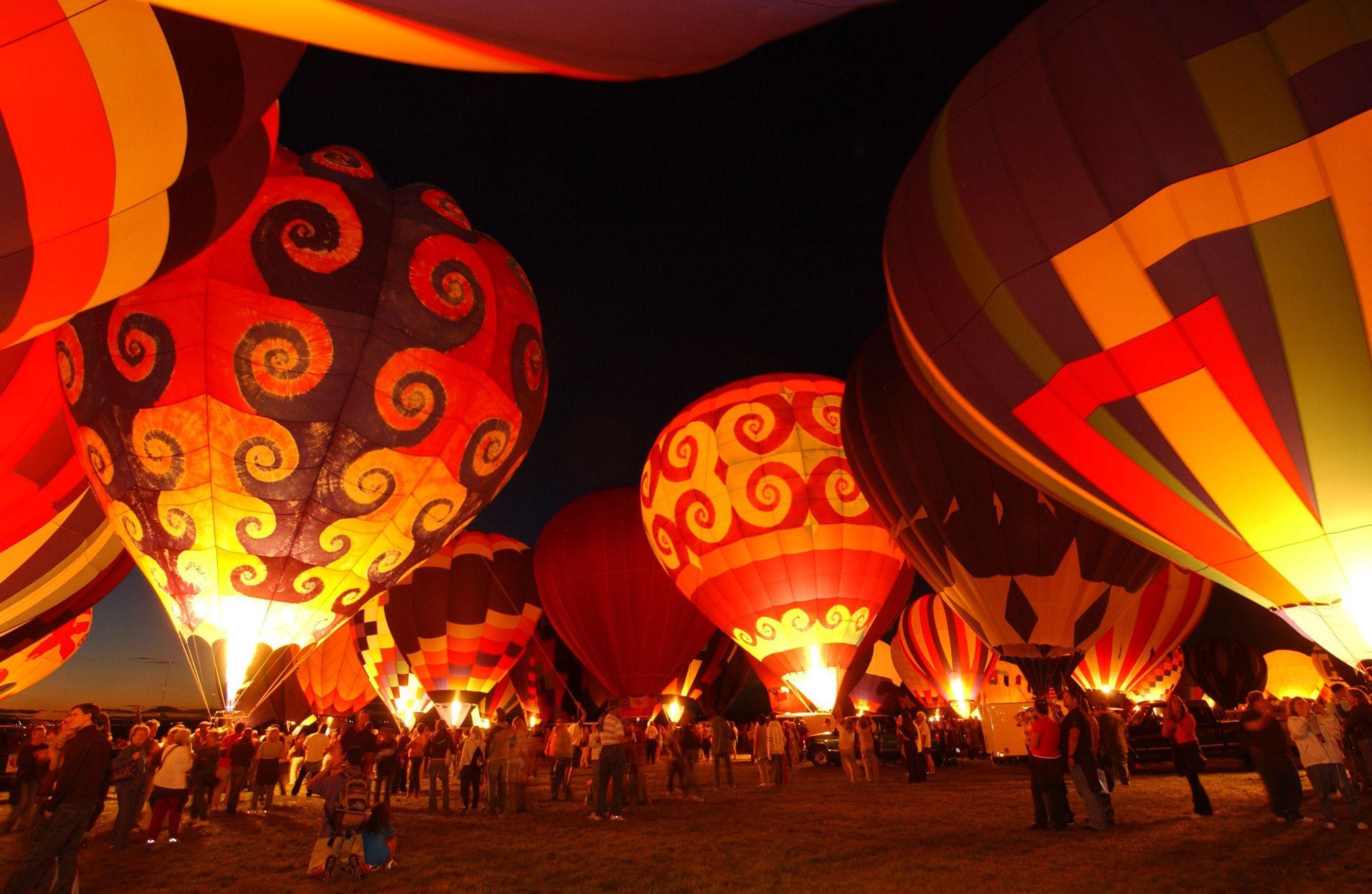 50 Greatest Festivals In The World Air Balloon Festival Hot Air Balloon Festival Albuquerque Balloon Fiesta