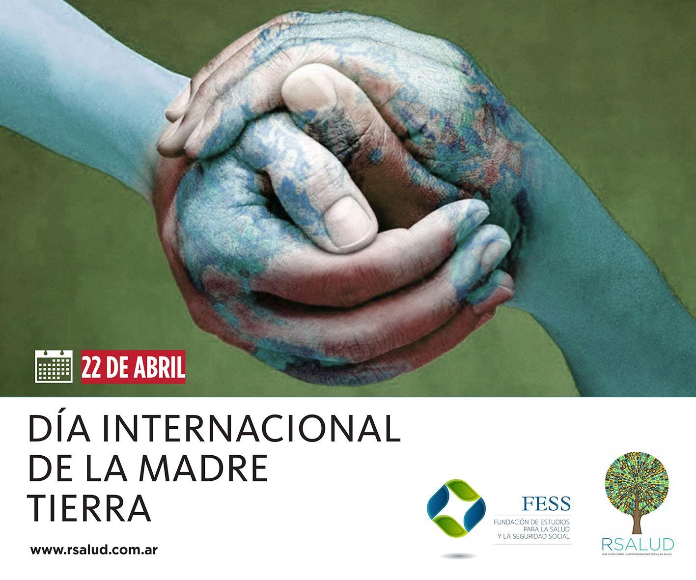 23 de abril: Día Internacional de la Madre Tierra