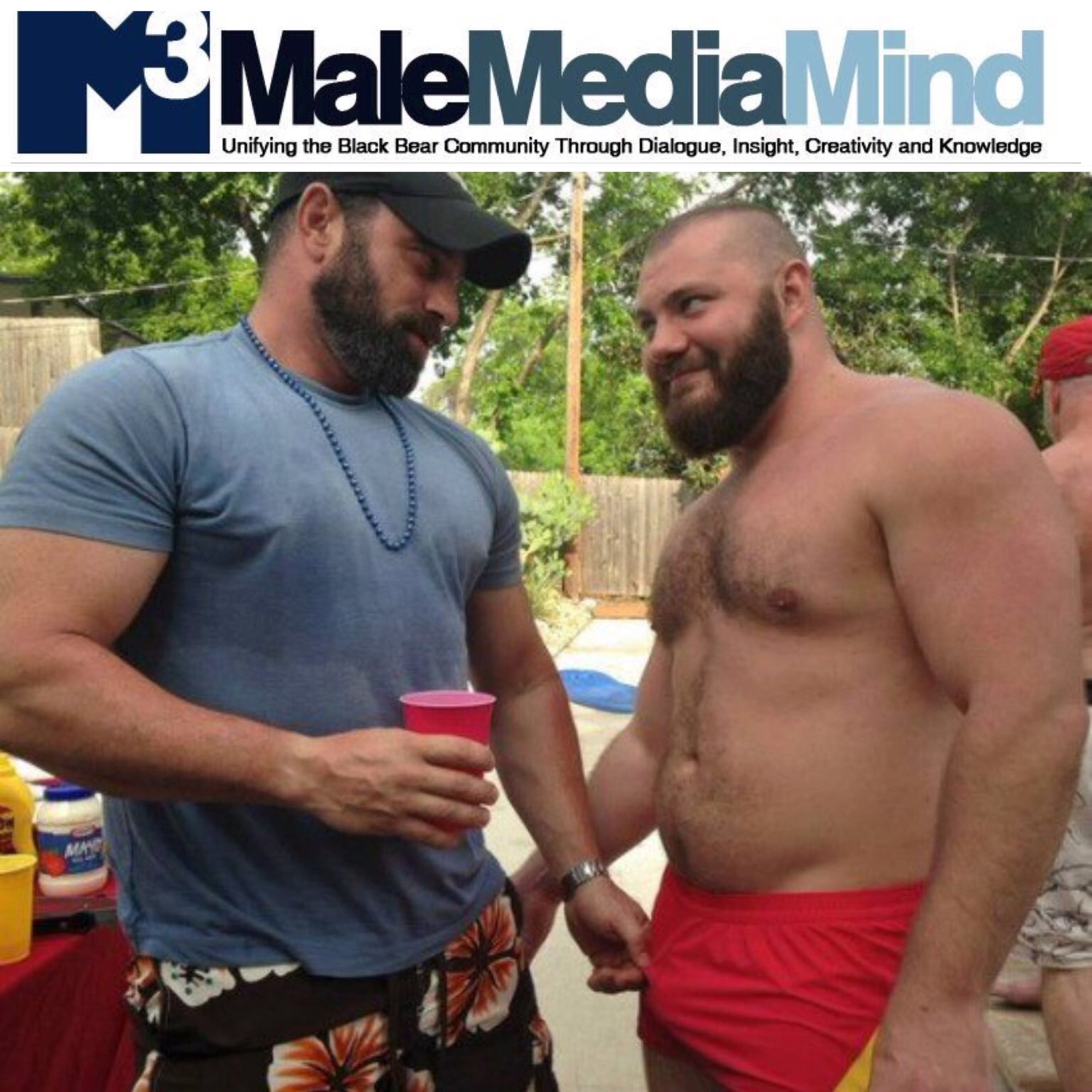 You can support M3 by subscribing at BLOG www.MaleMediaMind.com  YOUTUBE http://www.youtube.com/user/MaleMediaMind FACEBOOK https://www.facebook.com/MaleMediaMind TUMBLR http://MaleMediaMind.tumblr.com/ #MaleMediaMind #LGBT #thick #sexy #hairy #handsome #muscle #daddy #bear #cub #GayMen #GayBlackMen #Chubby #BigBoi