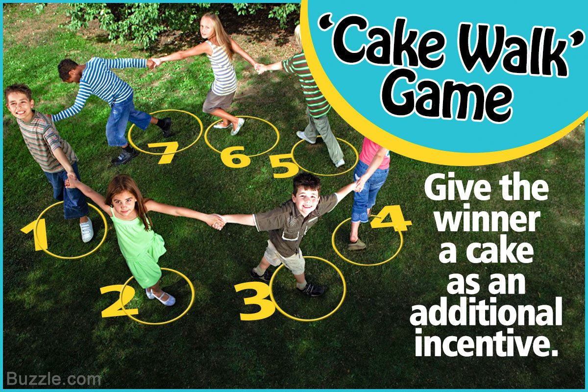 Join us for a delicious Cakewalk at the Back2school