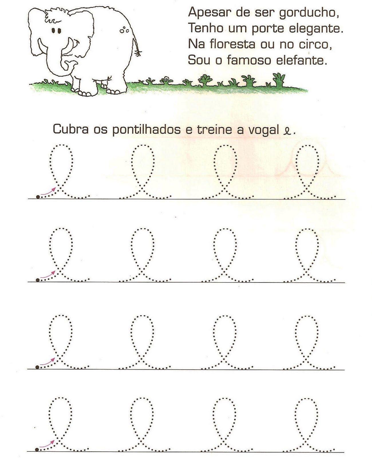 Ensinando A Letra Cursiva Ola Na Fase De Alfabetizacao A Letra