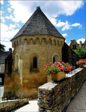 Église de St Geniès, Dordogne