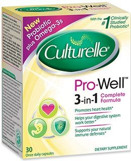 Got digestion issues? Of course not..... enter to win a box of Culturelle===>