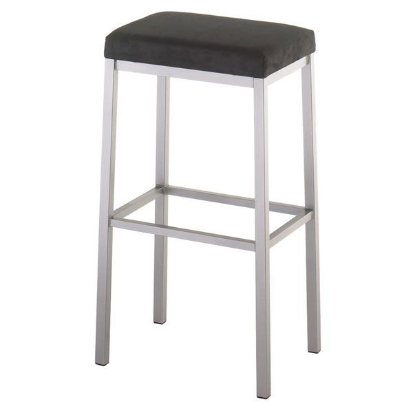Bradley Backless Stool By Amisco Furniture Moderncollections Bar Stools Backless Bar Stools Padded Bar Stools