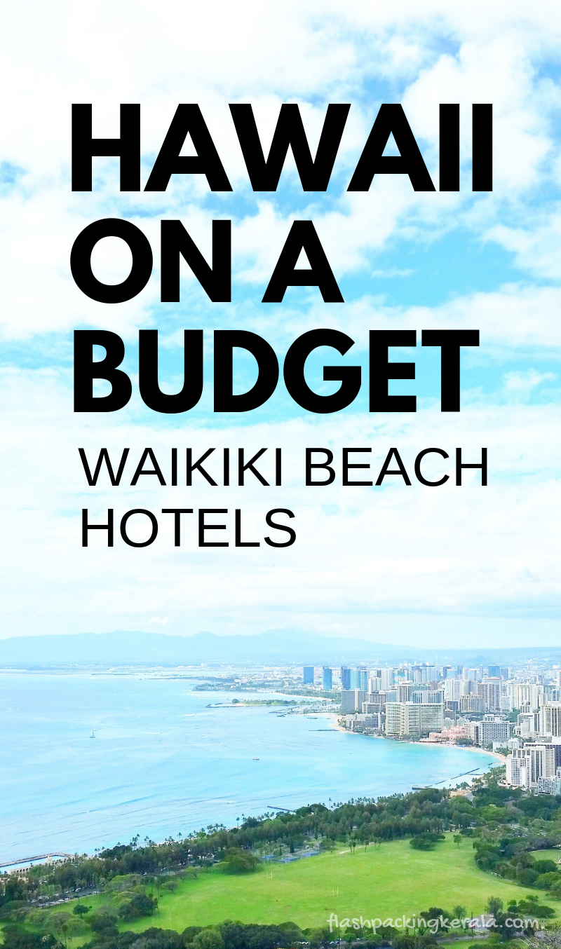 Best Cheap Hotels In Waikiki Under 150 Honolulu Oahu