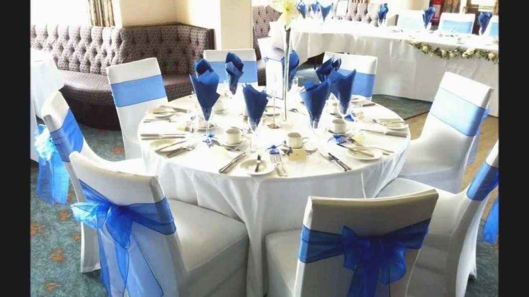 33 Stunning Baby Blue And White Wedding Decorations Weddings