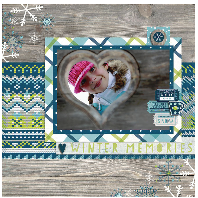 This board has a layout page created by Sue Kendall using Simple Stories Snow Fun Collection. This board also has all the products needed to do this layout page. They can be purchased through Your Scrapbook Stash on 11 Main. https://11main.com/yourscrapbookstash/s/2693?ps=120&source=user&searchterm=simple%20stories%20snow%20fun