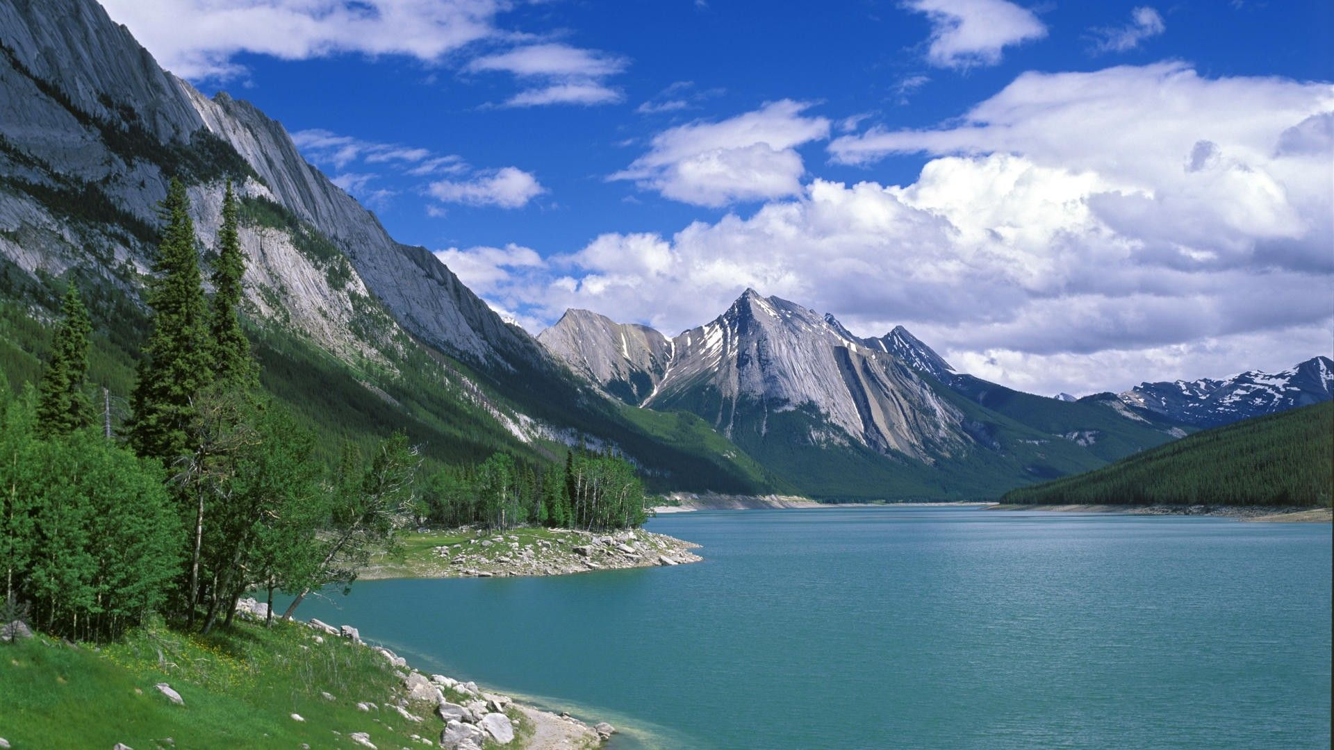 landscapes-medicine-canada-alberta-lakes-national-park-jasper-national-park-HD-Wallpapers.jpg (1920×1080)