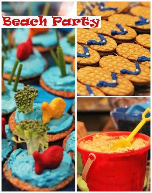 9 Ideas For A Fun Beach Party Theme Beach Themed Party Beach
