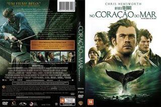 Tudo Capas Gtba No Coracao Do Mar Capa 03 Filme Dvd Filme Dvd