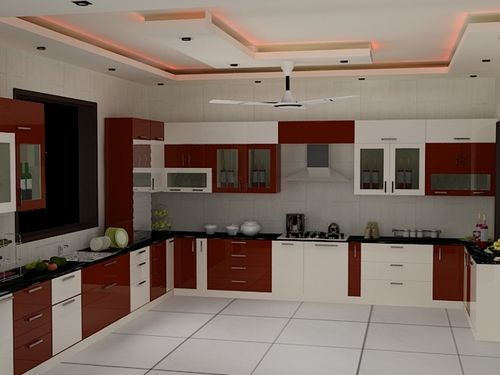 Interior Design Ideas For Small Indian Kitchen In 2020 Simple Kitchen Design Interior Design Kitchen Indian Home Interior