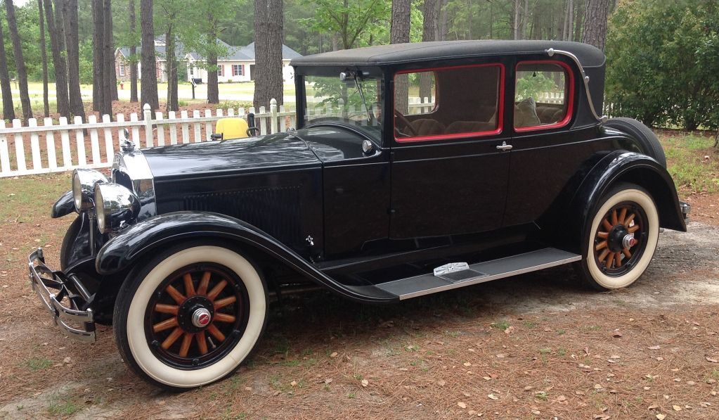 1928 Plymouth Victoria, spotted on Craigslist  Not far from